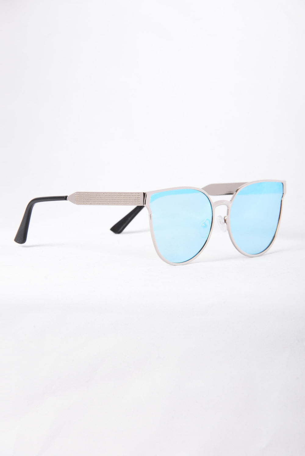Colombia Sunglasses - Gold/Blue