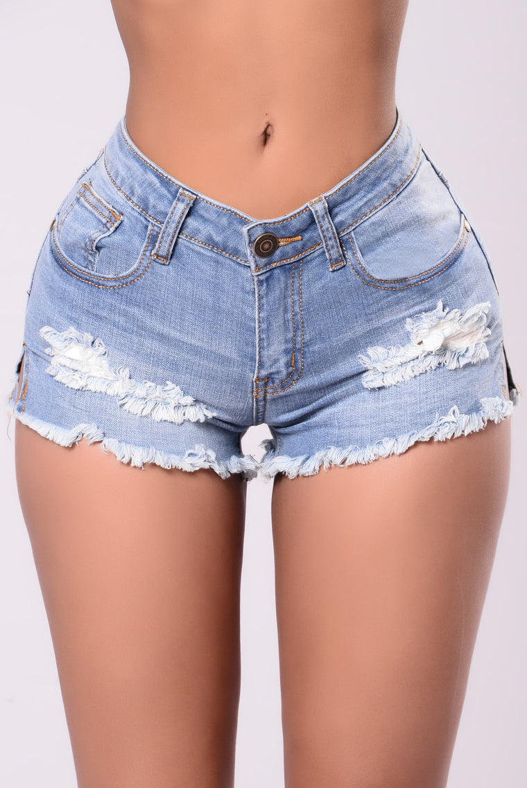 Relaxed Shorts - Light