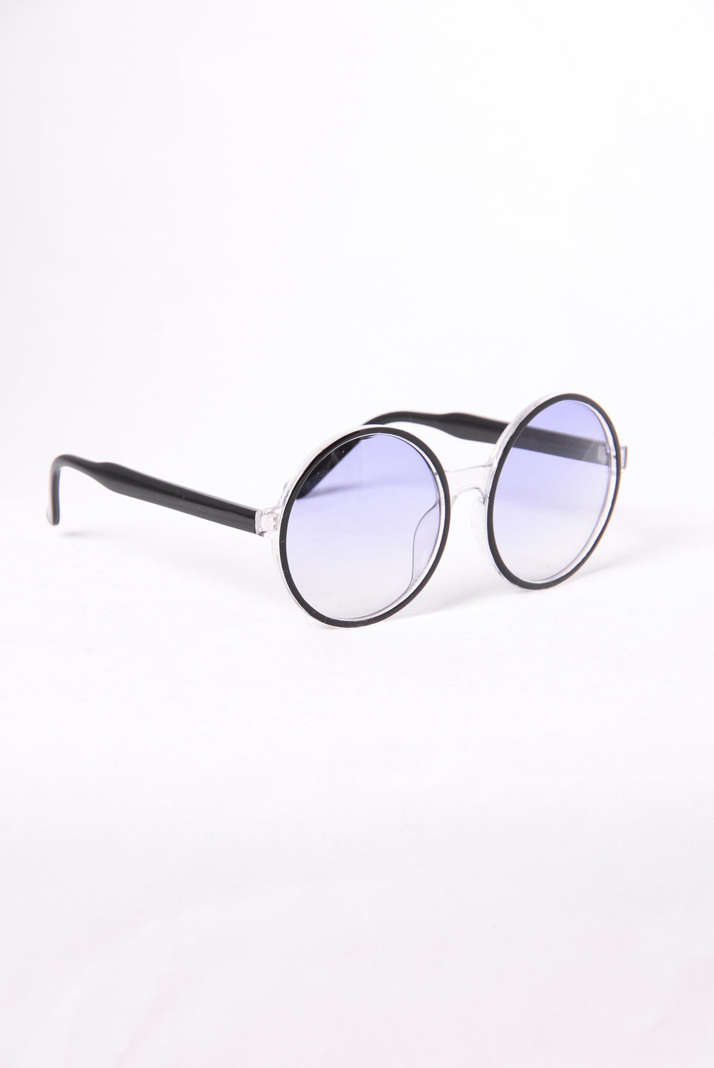 Laguna Beach Sunglasses - Black/Blue