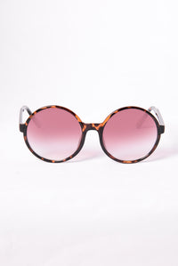 Laguna Beach Sunglasses - Tortoise/Red