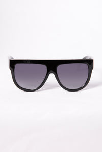 Stop And Stare Sunglasses - Black