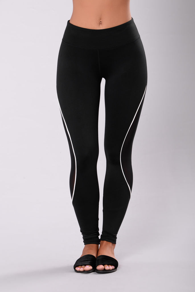 Moon Pants - Black