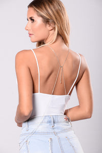 Mirabelle Body Chain - Silver