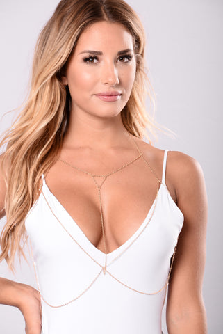 Lula Body Chain - Gold