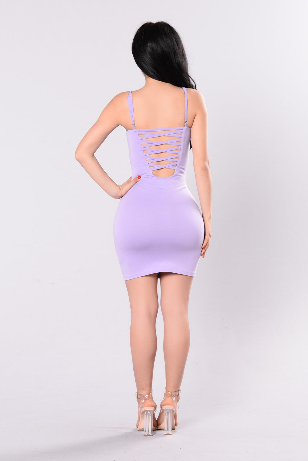 Really Timeless Dress - Lilac