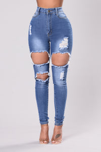Needing Something Jeans - Medium Angle 1
