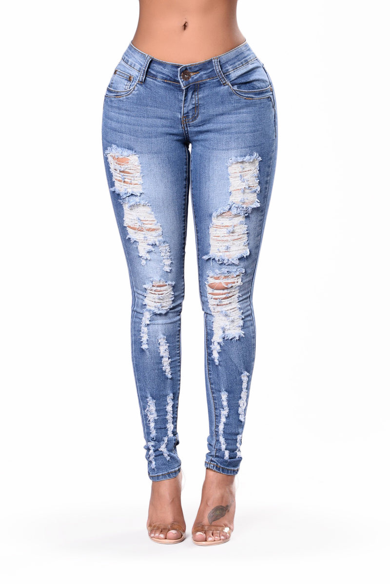 Passionate From Miles Away Jeans - Medium