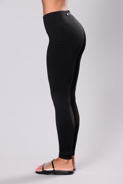 Active Pants - Black