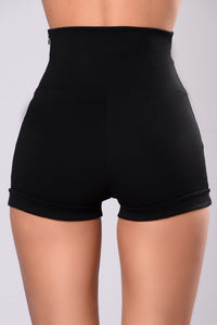 Some Kind Of Love Shorts - Black