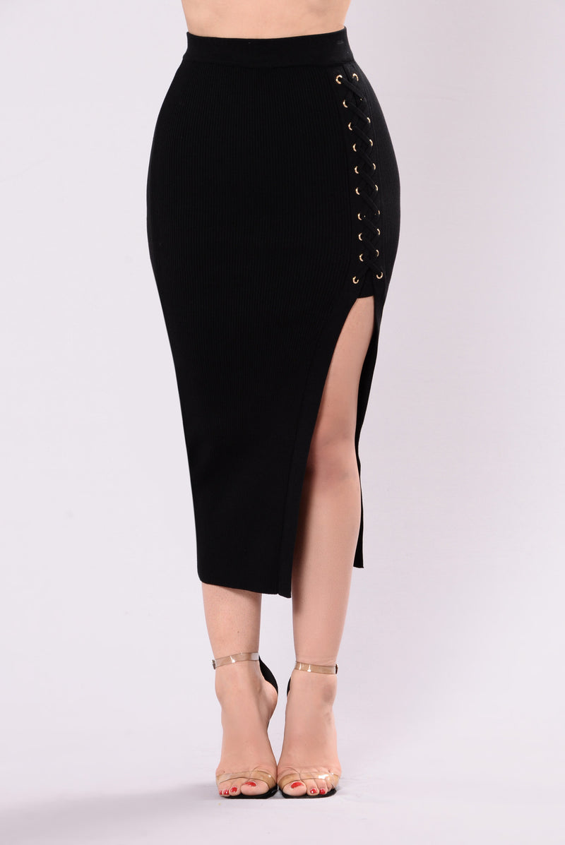 Motor City Skirt - Black