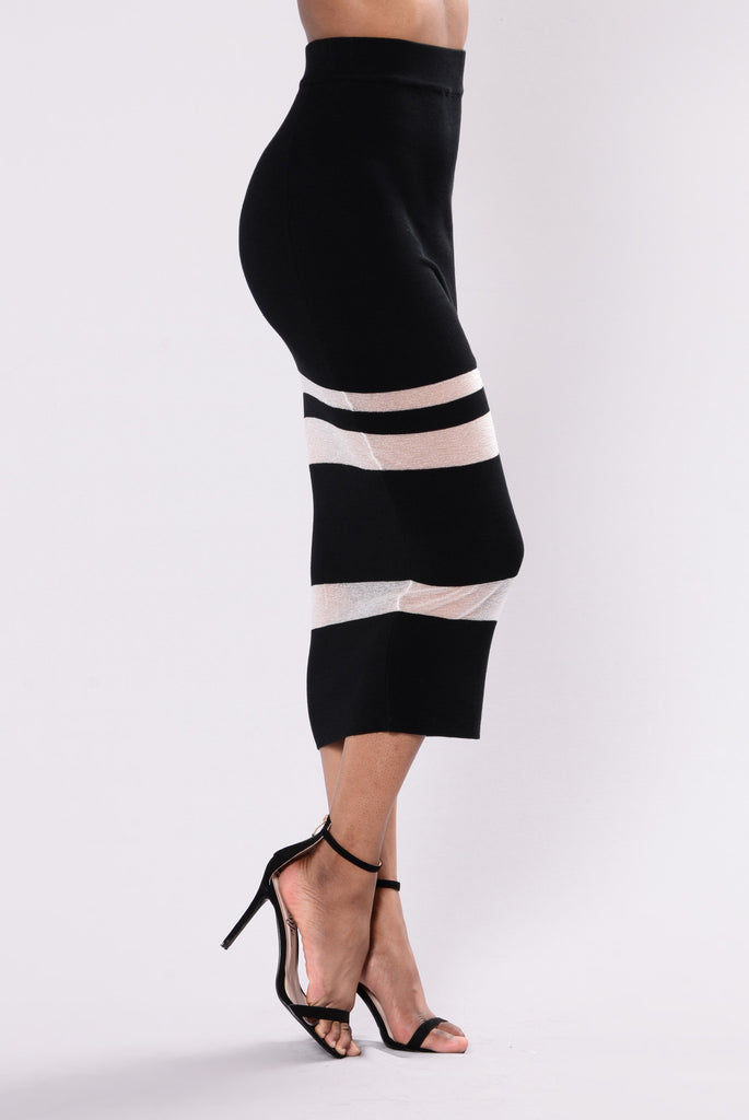 Banks Skirt - Black