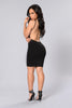Body Language Dress - Black