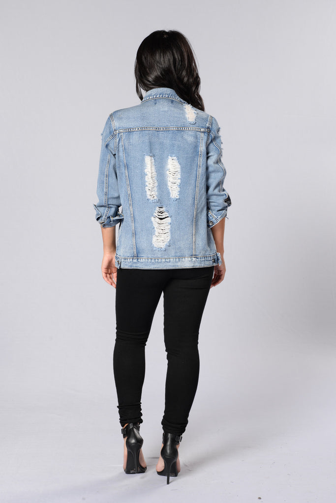 RiRi Jacket - Medium Wash