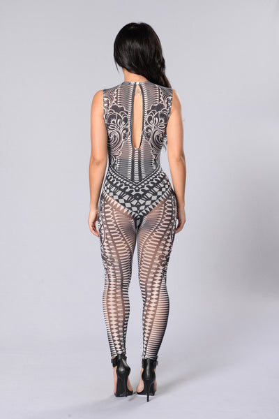 Running Wild Jumpsuit
