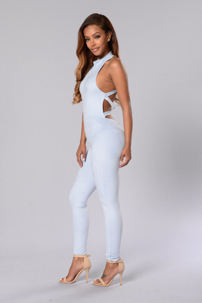 Intuition Jumpsuit - Chambray