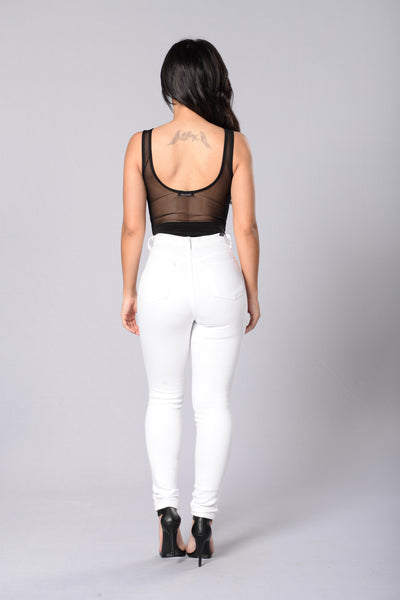 Kind Regards Bodysuit - Black
