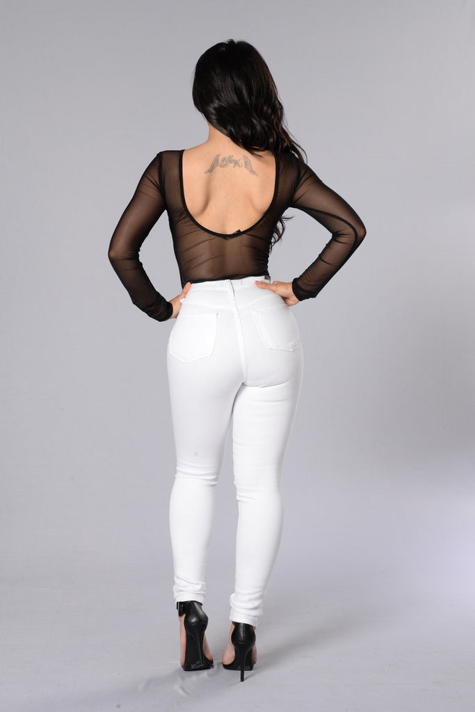 Katrina Bodysuit - Black