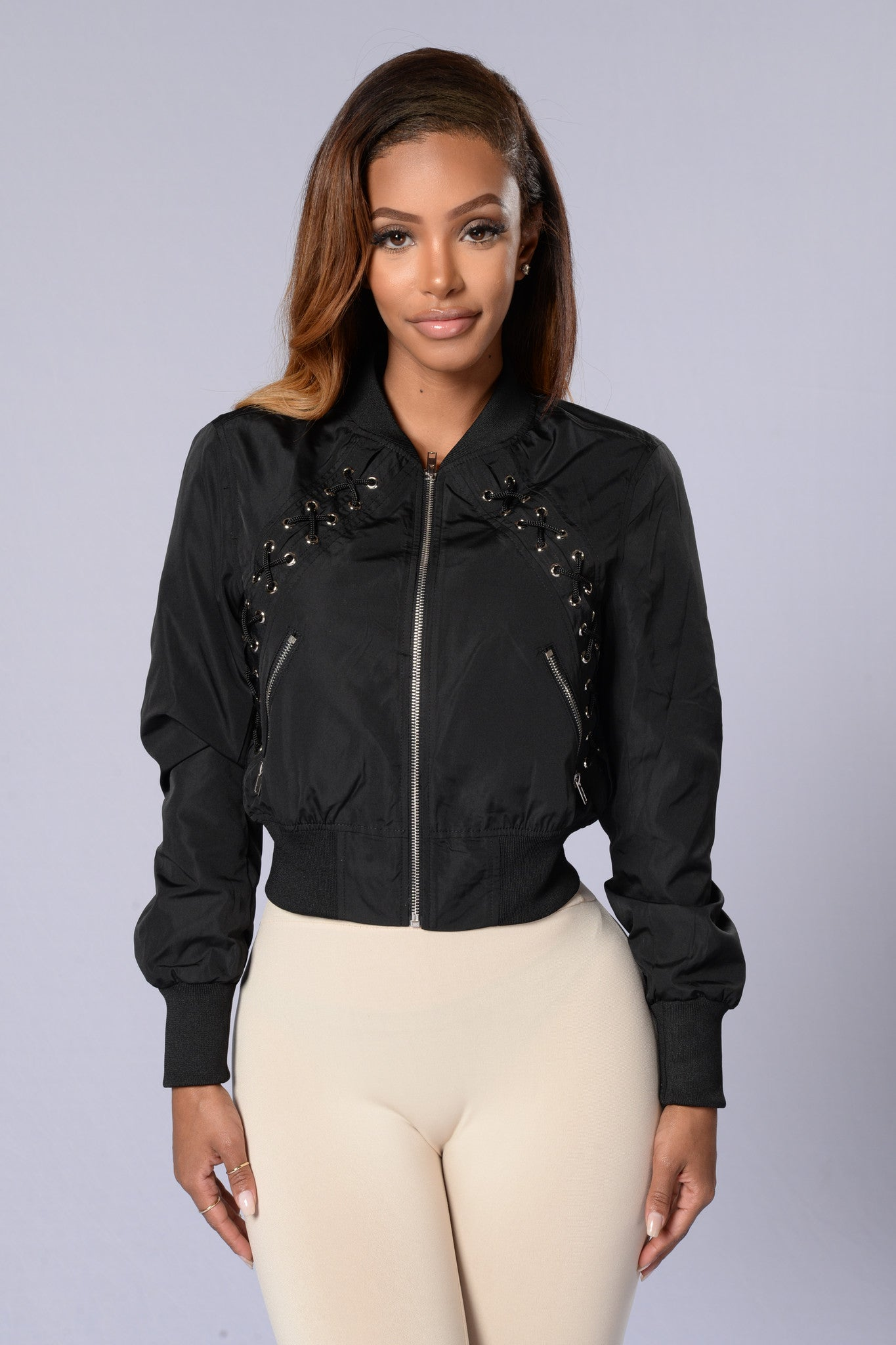 Leather jacket cost - Love Don T Cost A Thing Jacket Black