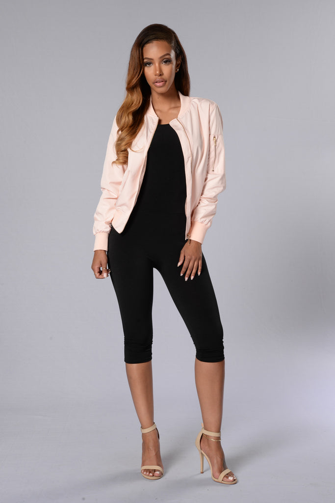 Rock the Boat Jacket - Pink