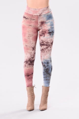 Imaginable Leggings - Rust