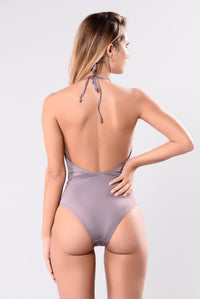 Sunrise Swimsuit - Purple Haze