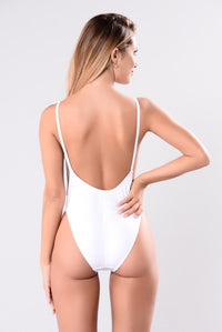 Bride Swimsuit - White