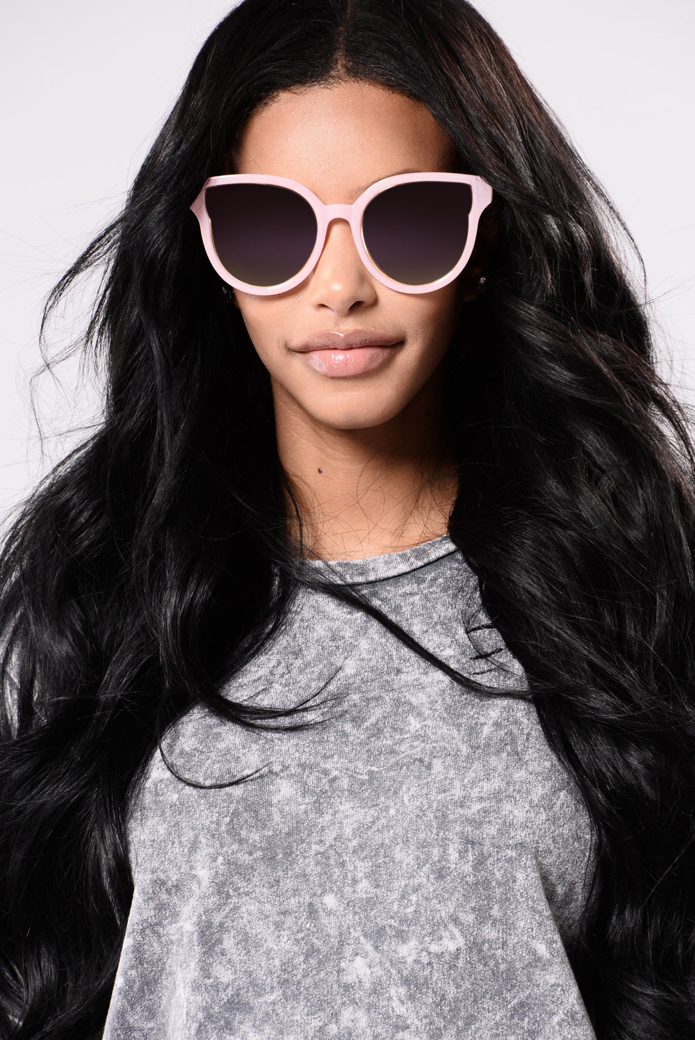 Megan Sunglasses - Pink