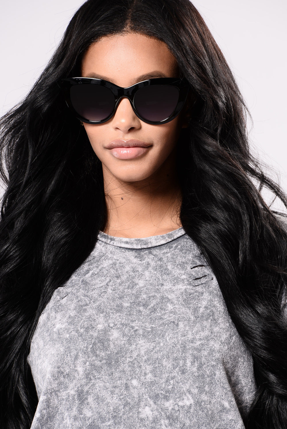 Lindsey Sunglasses - Black