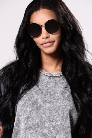 Maria Sunglasses - Gunmetal