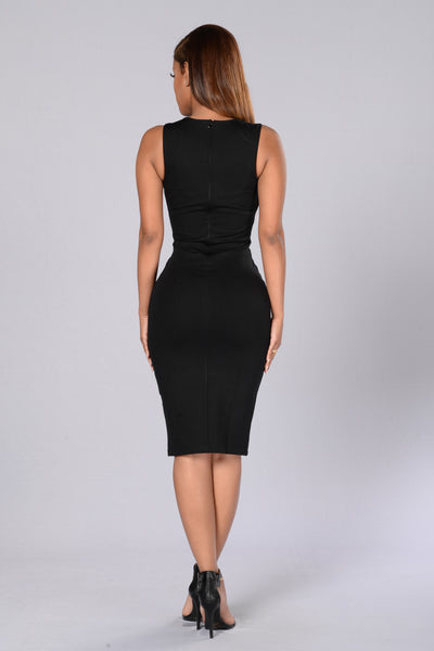 Aubrey Dress - Black