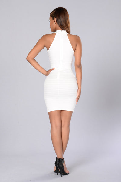 Performance Dress - White