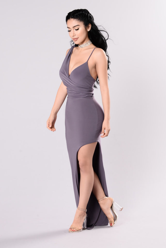 Killin Them Softly Dress - Lavender