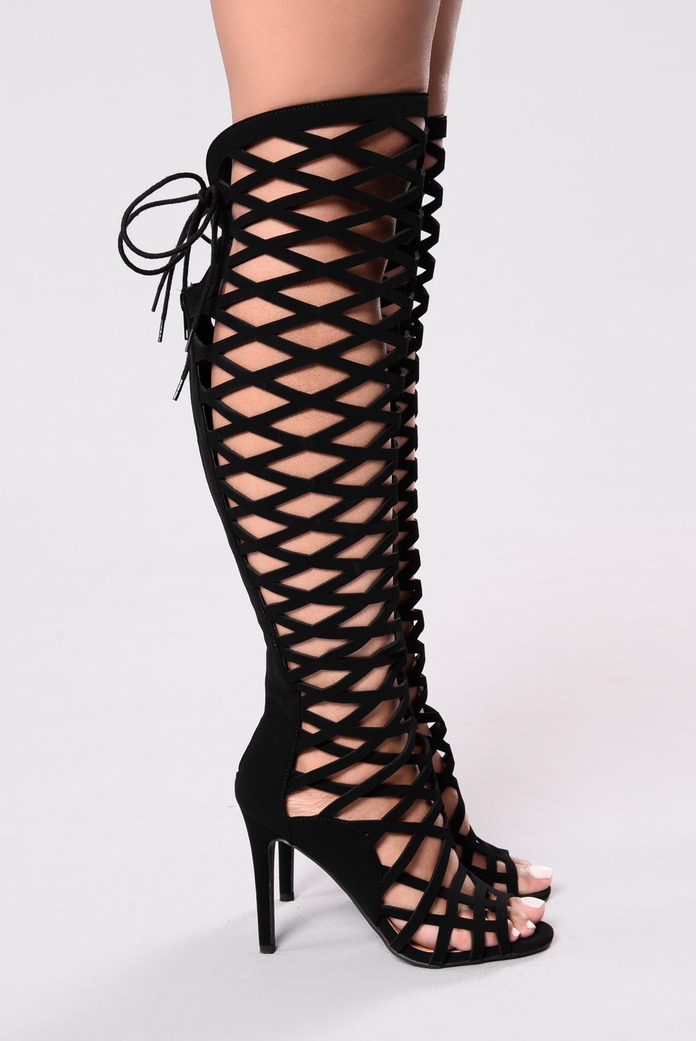Fences Heel - Black