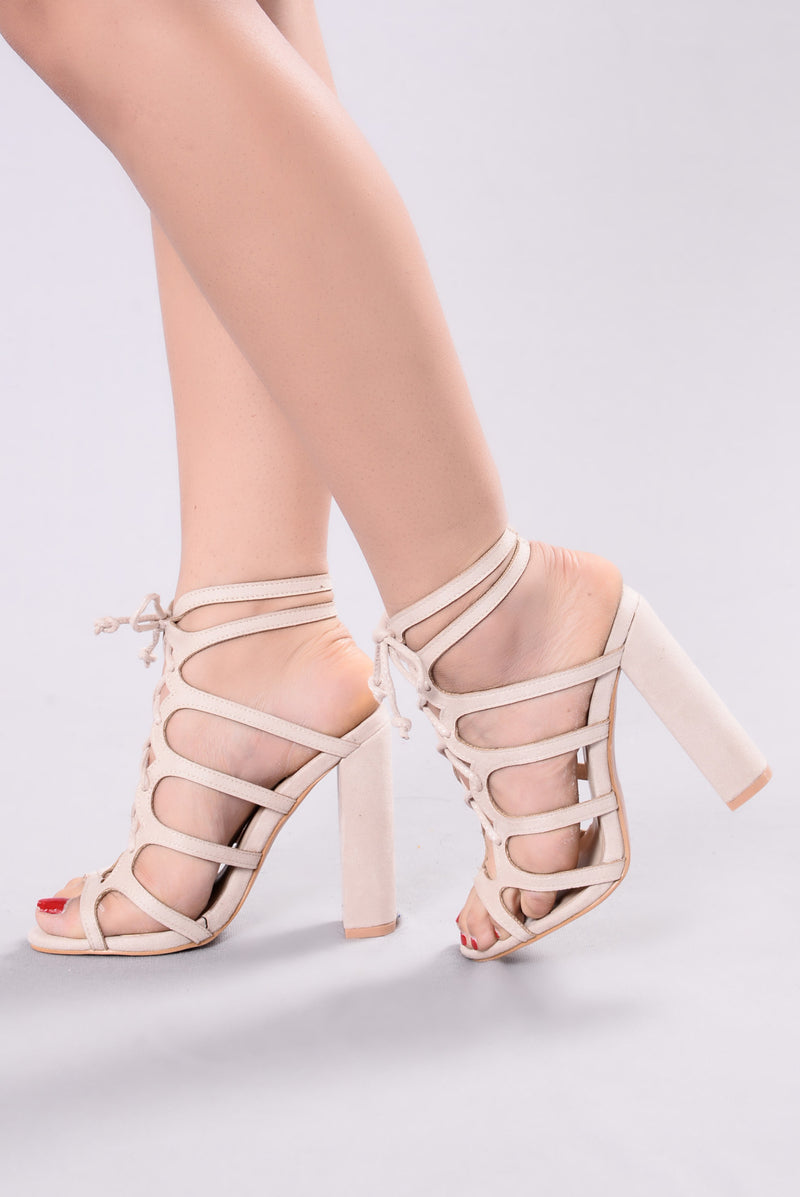 Advantage Heel - Nude