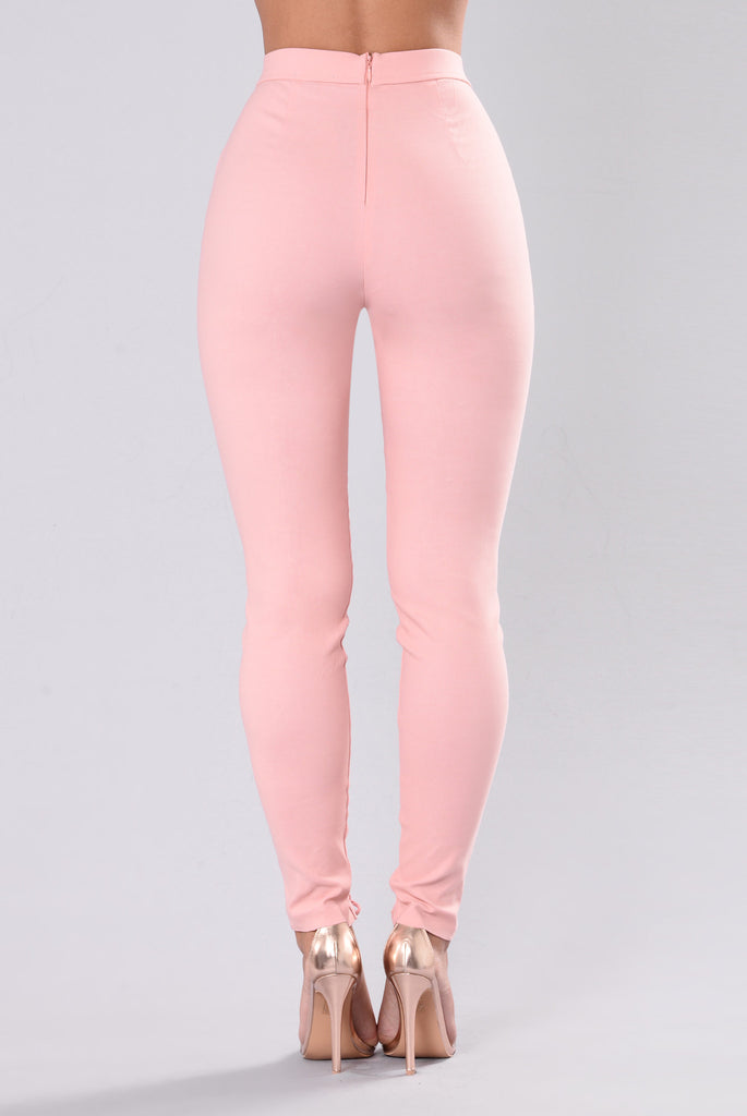 World's End Pants - Mauve