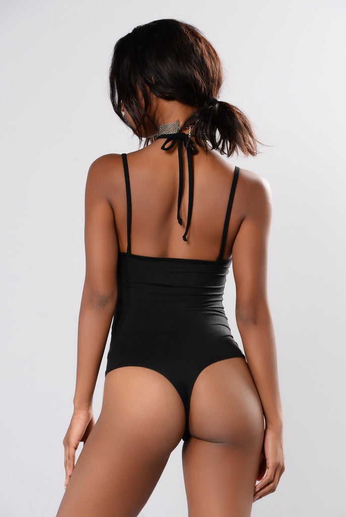 Rock My Bodysuit - Black