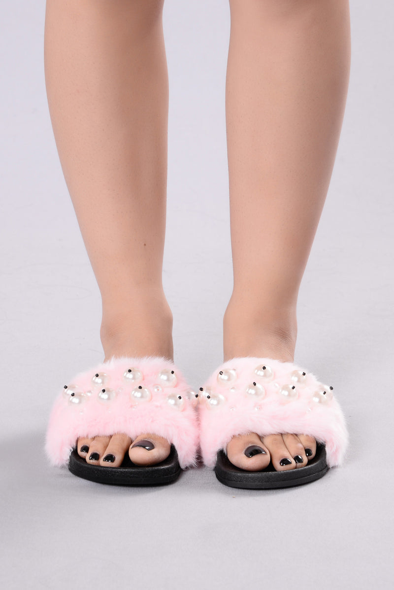 Audrey Sliders - Pink