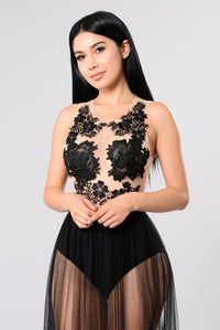 Everything Is Beautiful Dress - Black