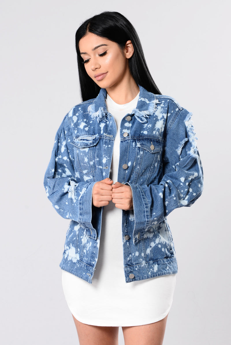 Carmin Jacket - Denim