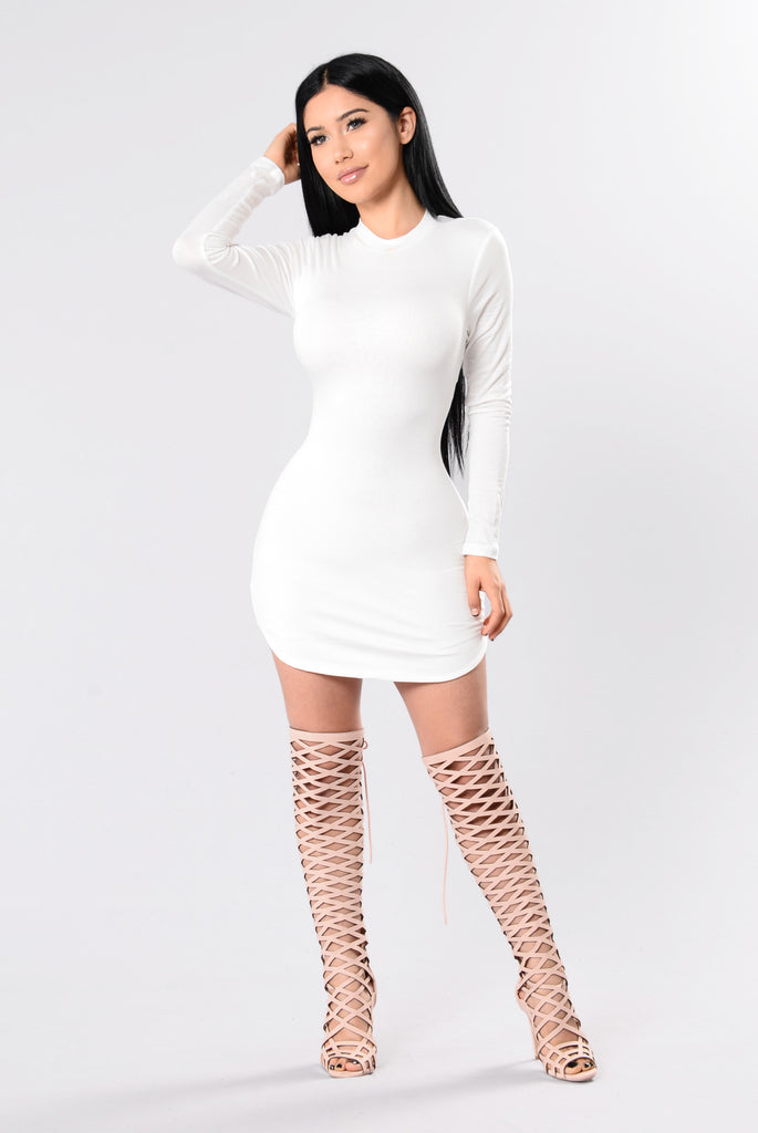 Beverly Hills Tunic - Ivory