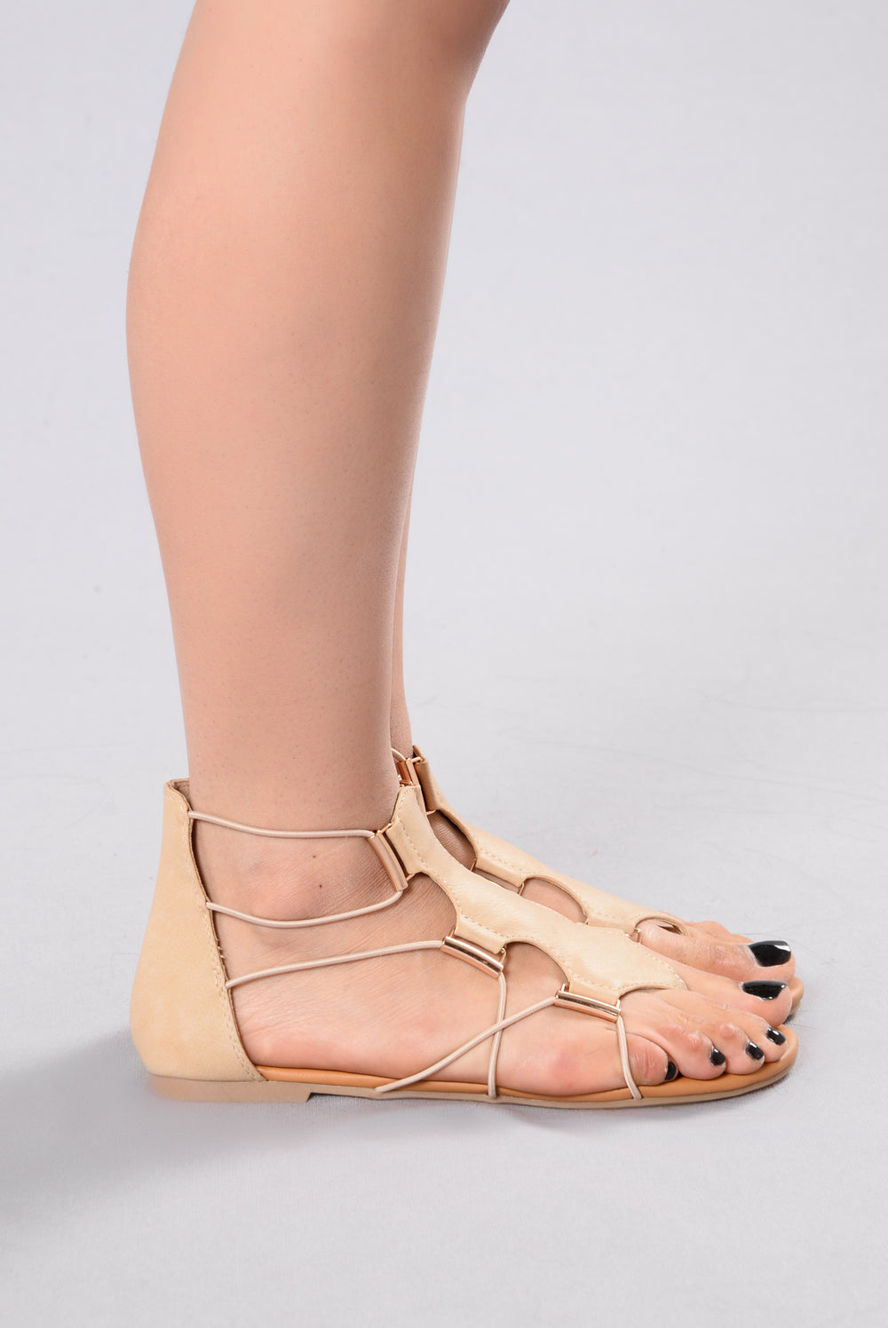 Totally Normal Sandal - Natural