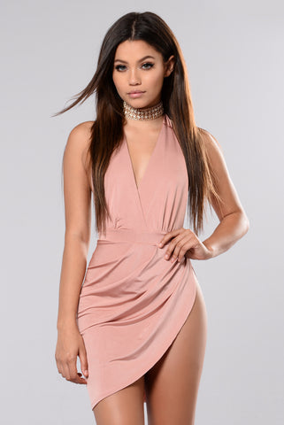 Sexy On Dress - Rose Gold
