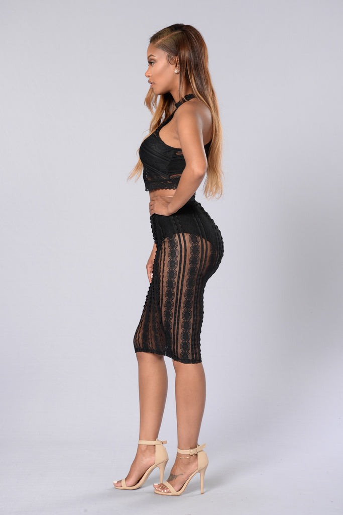 Downtown Skirt - Black