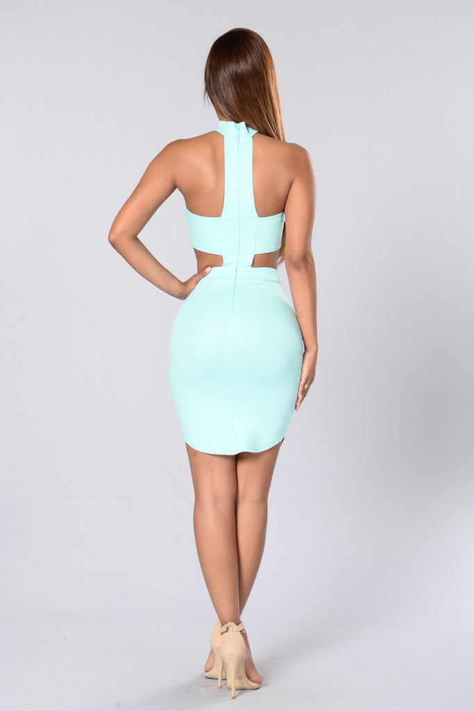 Rebel Soul Dress - Mint