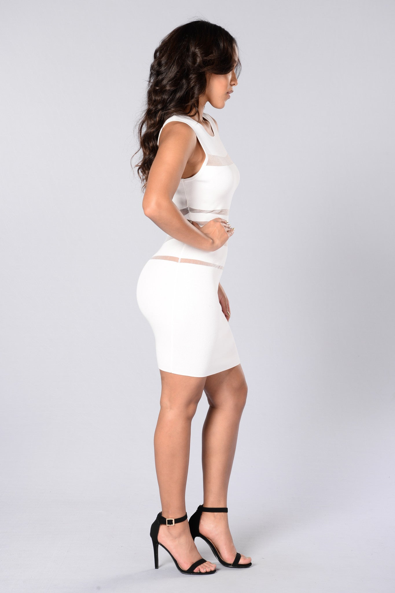 The dress access - All Access Dress White