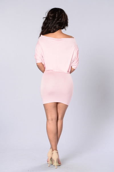 Evelyn Skirt - Dusty Pink