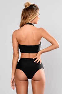 Switching Lanes Bikini - Black