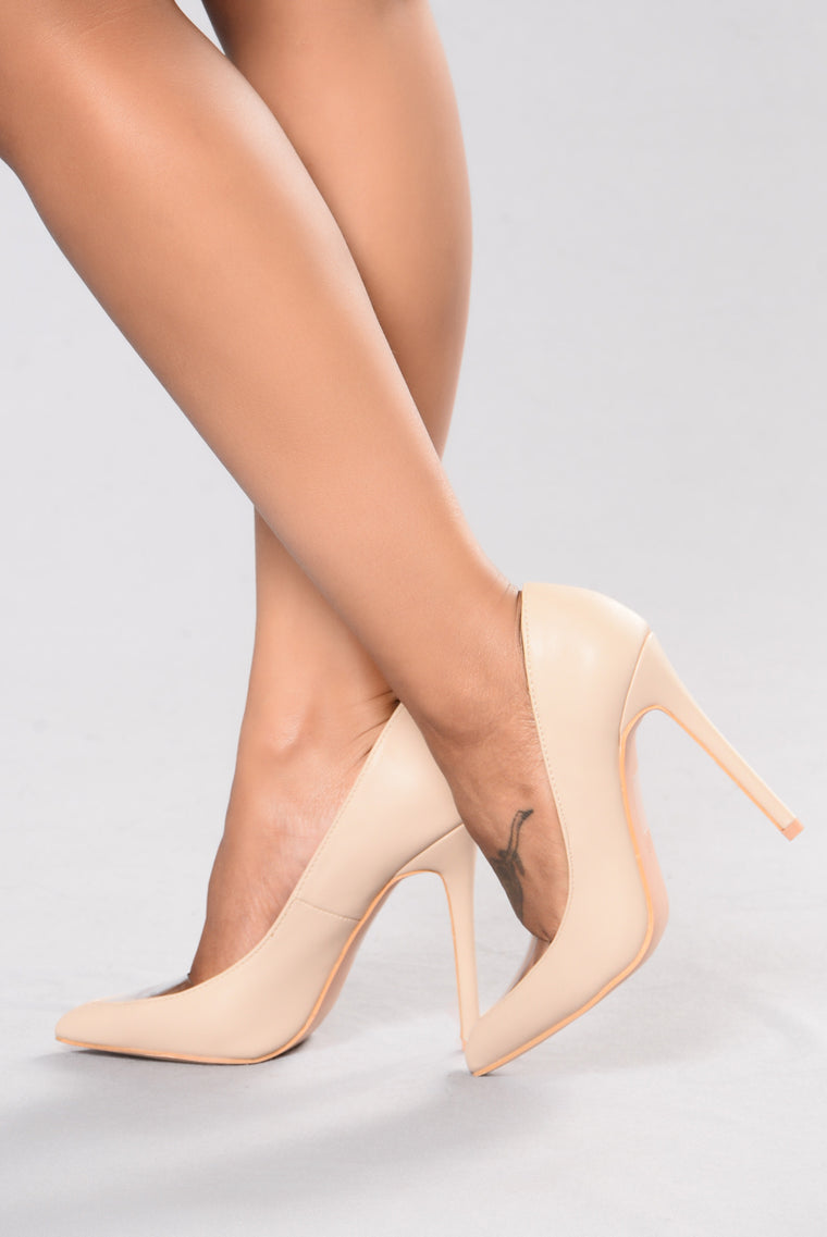 Can Buy Class Pump - Nude