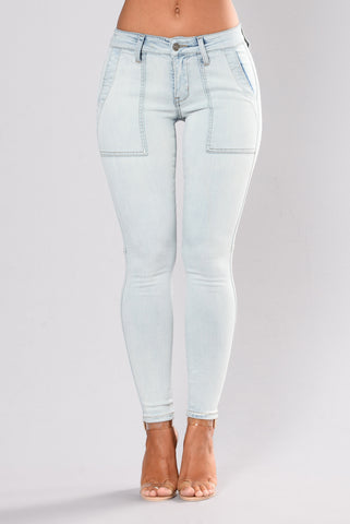 Shopaholic Jeans - Light