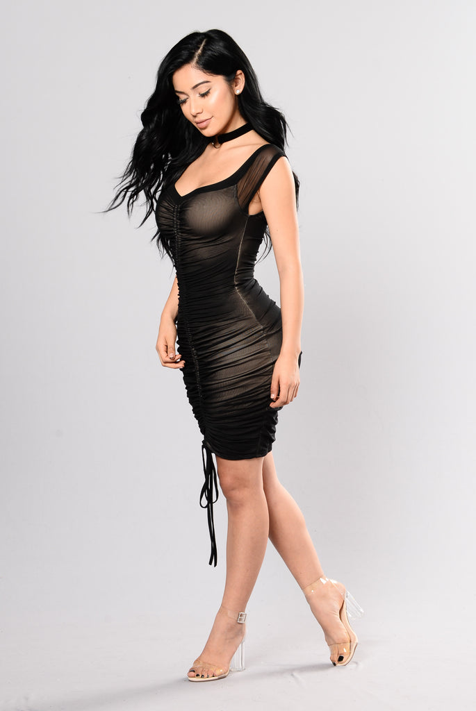 Dresiree Dress - Black